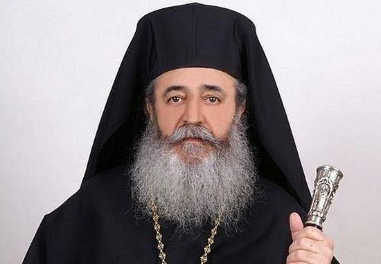 Фиотидски митрополит Николај