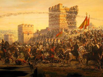 Лекция 07. Закат Византийской империи