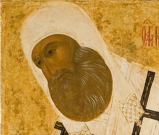 Святитель Московский Петр, всея России чудотворец