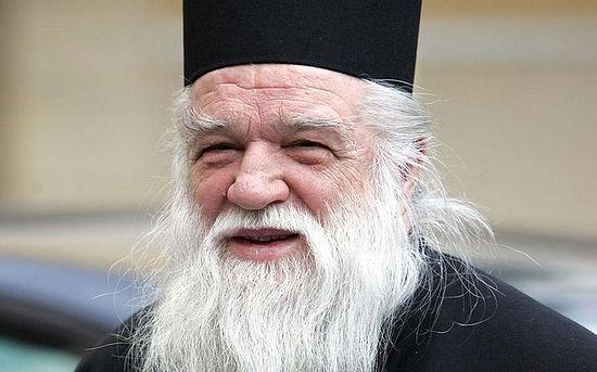 Metropolitan Ambrose of Kalavryta.