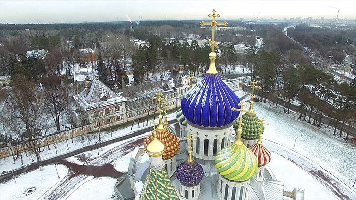 Храм Спаса Преображения в Переделкине. Фото: Православие.Ru