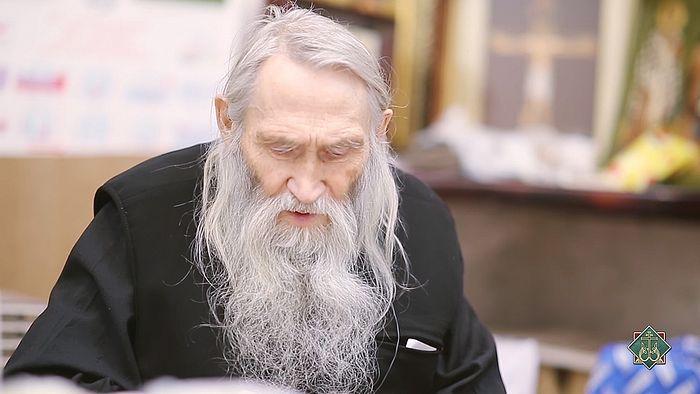 Схиархимандрит Илий (Ноздрин). Фото: Pravlib.ru