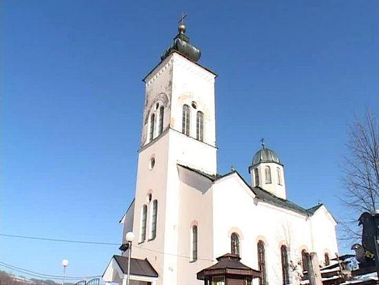 Црква у Кравици