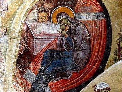 Кондак на Рождество Христово