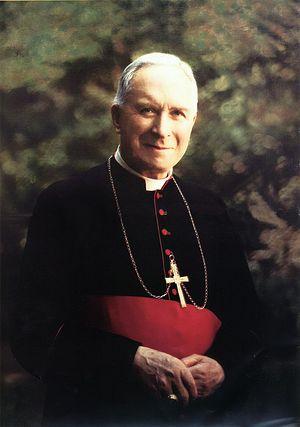 Архиепископ Марсель Лефевр