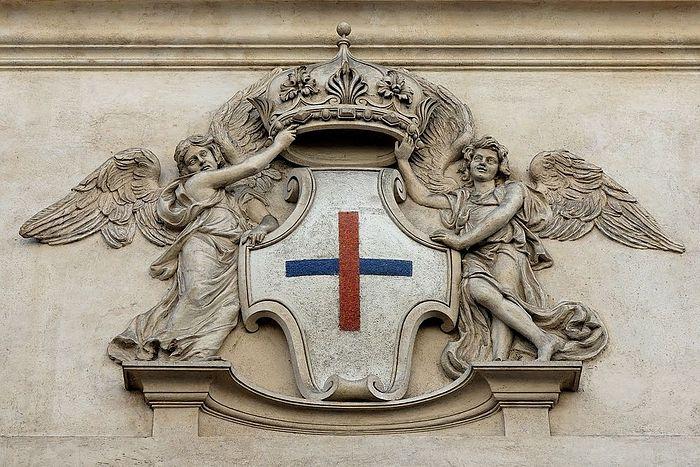 Символ ордена тринитариев