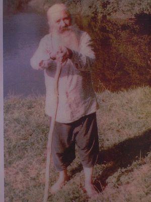 Архимандрит Павел (Груздев). Фото прот. Павла Недосекина. 1978 г.