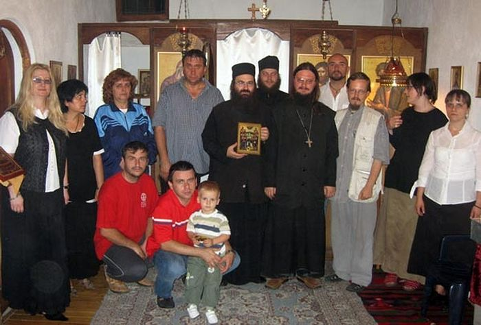 Father Daniel (Sysoyev) in Macedonia