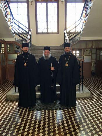 В Протате, соборном органе управления Святой Горы