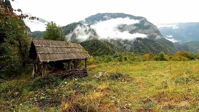 Абхазские горы