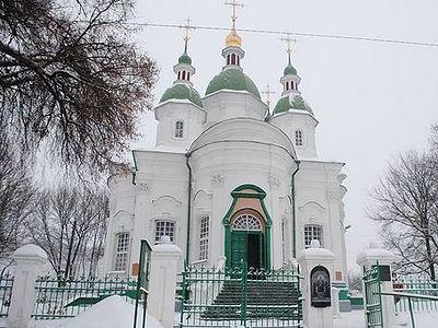Святки на родине преподобного Феодосия Печерского