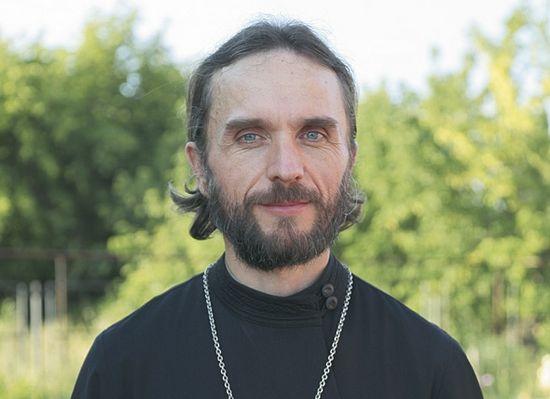 Священник Владимир Перепелицын