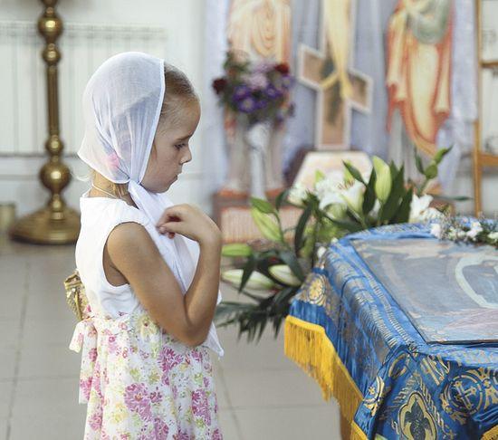Для детей Перепелицыных храм — второй дом