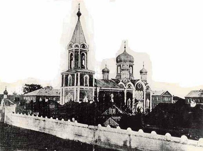 Покровский Ардатовский монастырь