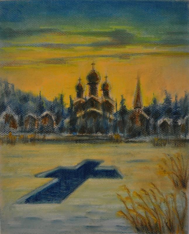 Православие молитвы крещение