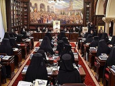 Прошло первое в этом году заседание Священного Синода Румынской Православной Церкви