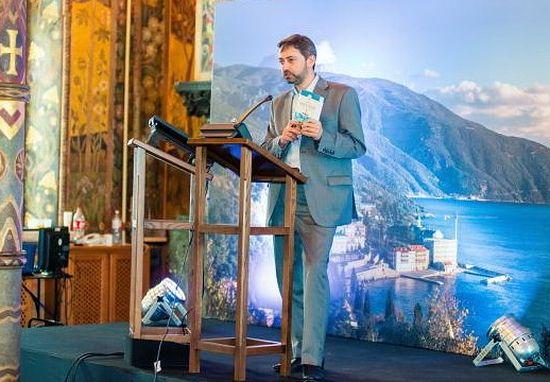 Презентация в Киево-Печерской Лавре научного альманаха «Афонское наследие», май 2015