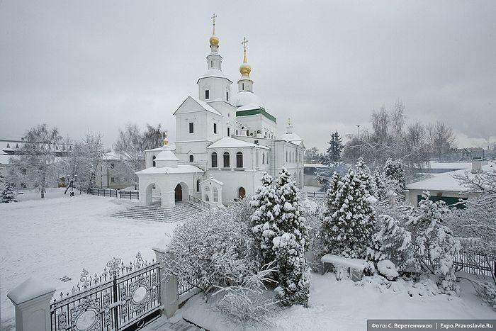 Данилов монастырь. Фото: Сергей Веретенников / Expo.Pravoslavie.Ru