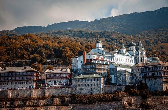 Свято-Пантелеимонов монастырь. Фото: klinok.de