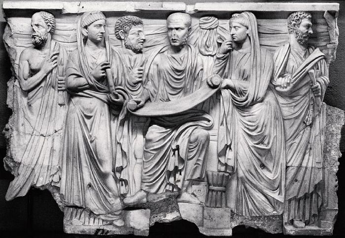 Плотин и его ученики