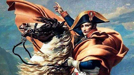 Император Наполеон Бонапарта