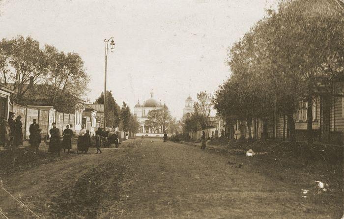 Город Стародуб