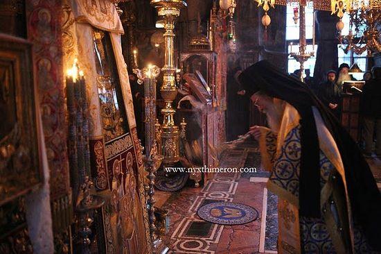 Также на празднике присутствовал митрополит Додонский Хризостом.