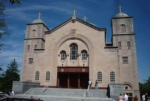 St. Sophia Greek Orthodox Cathedral in Washington, DC