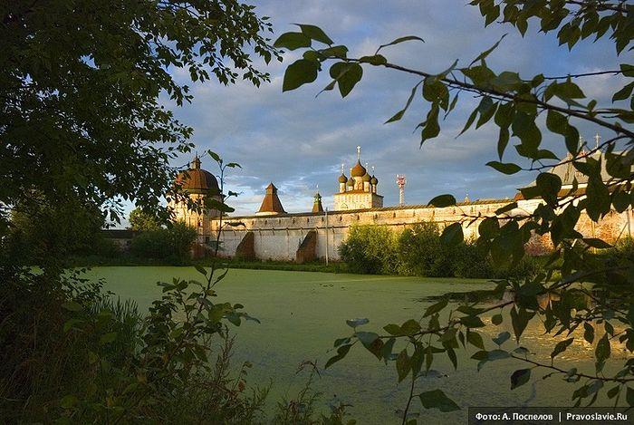 Борисоглебский монастырь. Фото: Антон Поспелов / Православие.Ru