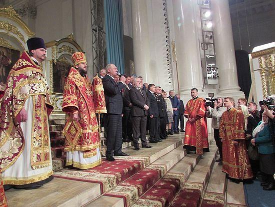 Санкт-Петербург: Смольный собор передали Церкви