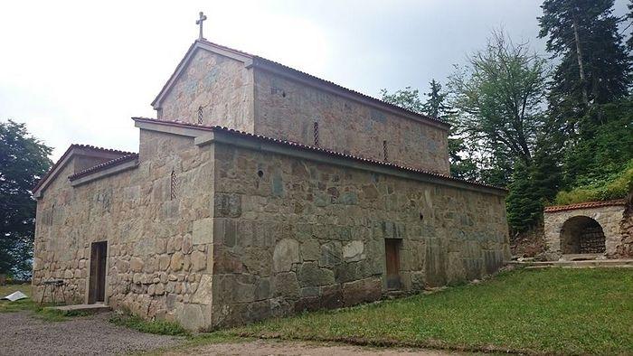 Монастырь Потолети, IX-X век