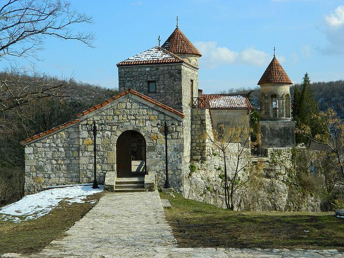 Монастырь Моцамета (Мучеников)