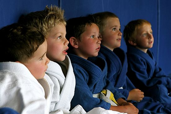 Greek Church condemns martial arts in schools as draws kids into the