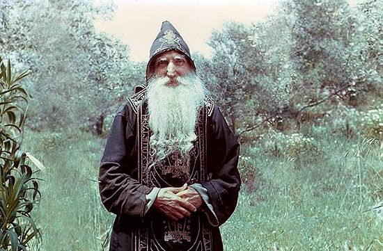 Старец Тихон Афонский. Фото: mitropolia.kz
