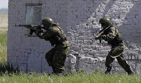 Спецоперация в Ингушетии. Фото: интернет