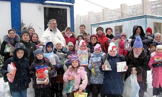 Приход храма свмч Ермогена, Патриарха Московского и всея Руси в Гольяново
