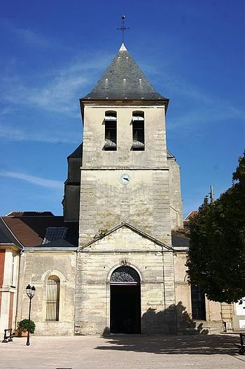 Abbey Church of Our Lady in Lagny-sur-Marne
