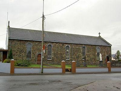 St. Fursey's Church in Banteer