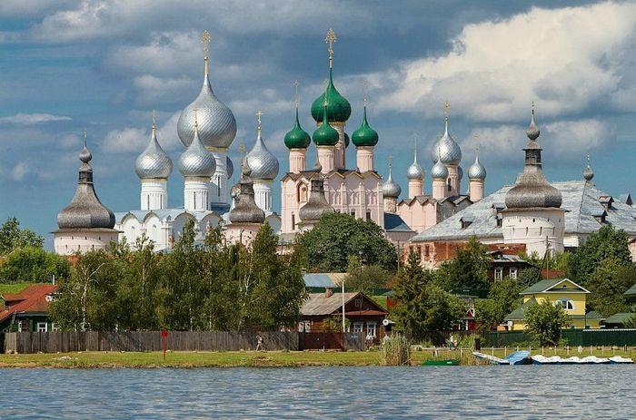 Ростовский Кремль. Ростов Великий