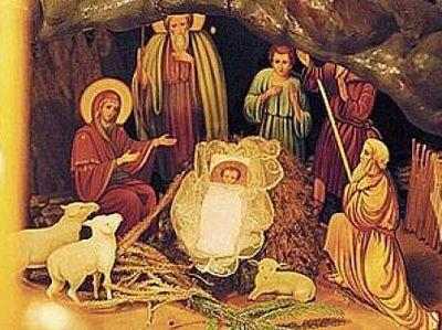 «Христос родился!» — «Славим Его!»