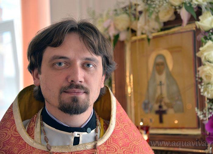 Иерей Алексий Лебедев