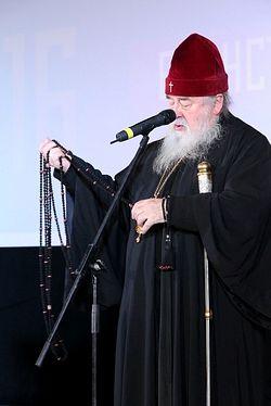 Четки на 500 узлов, подаренные митрополиту Иринею преподобным Паисием