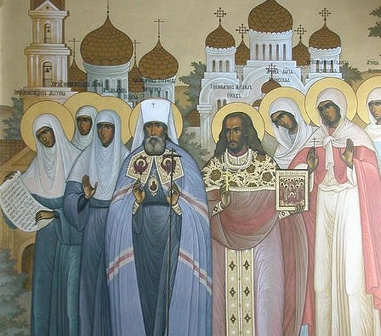The New Martyrs of Diveyevo