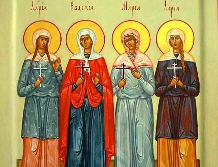 The Holy Martyrs of Puzo