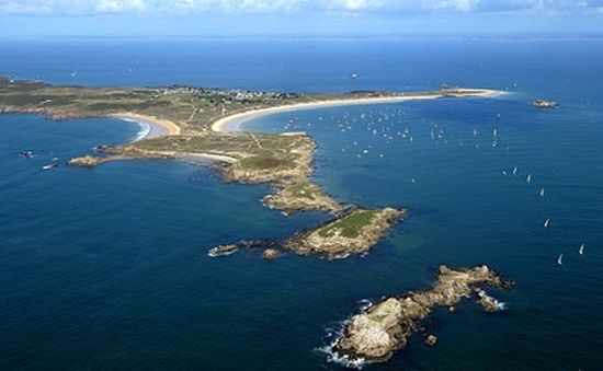 Ile-d'Houat, Brittany