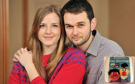 Daniel and Amy McArthur of Ashers Bakery Photo: Photopress