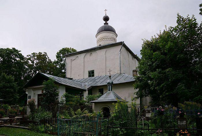 Храм свв. Жен-мироносиц на Мироносицком кладбище