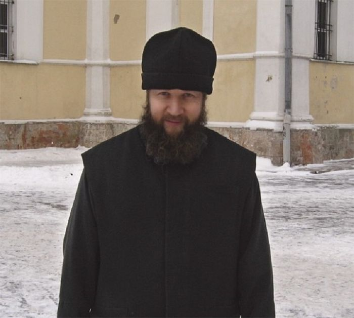 Archpriest Oleg Mitrov, member of the Synodal Commission for the Canonization of Saints