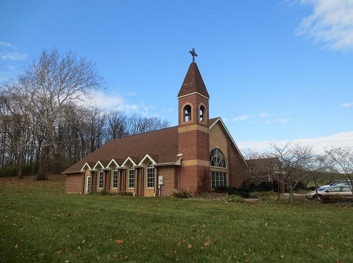 Монастырь святой равноапостольной Нины, Юнион-Бридж, штат Мэриленд