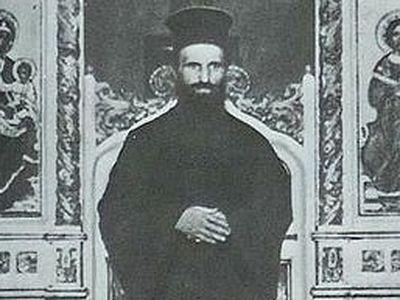 Канонизирован Иоанн Иаков Нямецкий, Новый Хозевит